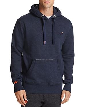 Superdry Orange Label Pullover Hoodie