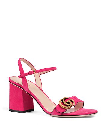 a8b53b782 Gucci - Women s Marmont Open Toe Sandals