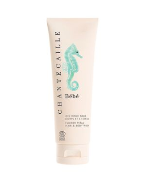 BEBE FLOWER PETAL HAIR & BODY WASH
