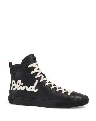 Gucci Men's Major High Top Sneakers