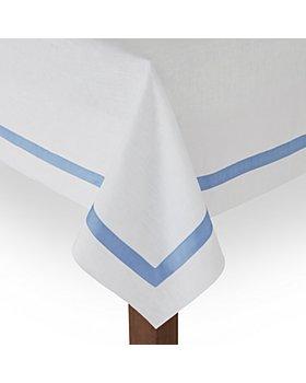 "Matouk - Lowell Tablecloth, 70"" x 162"""