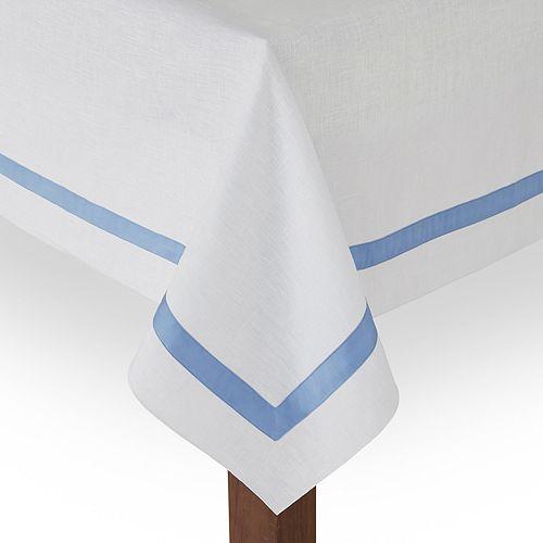 "Matouk - Lowell Tablecloth, 70"" x 144"""