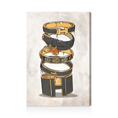 Oliver Gal Dark Arm Candy Wall Art - Bloomingdale's_0