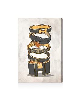 Oliver Gal - Dark Arm Candy Wall Art