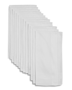 The Men's Store at Bloomingdale's - Cotton Handkerchiefs, Pack of 13 - 100% Exclusive