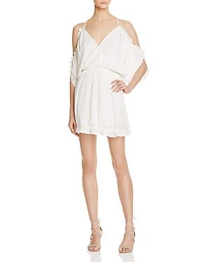 Lovers + Friends Monaco Cold-Shoulder Dress