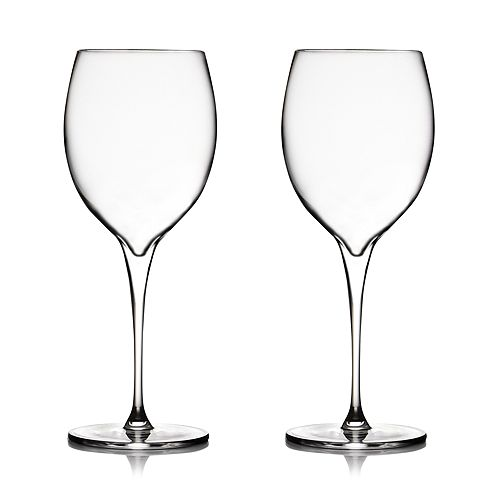Nambé - Vie Chardonnay Glass, Set of 2