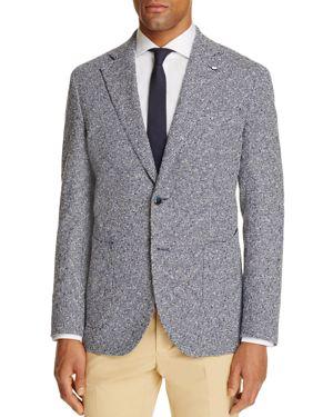 L.b.m Multicolor Tweed Slim Fit Sport Coat - 100% Exclusive