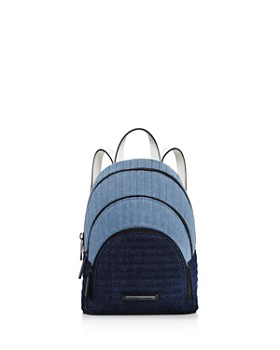 Kendall + Kylie - Sloane Mini Denim Backpack - 100% Exclusive