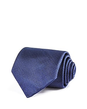 The Men's Store at Bloomingdale's Tonal Micro Pattern Classic Tie - 100% Exclusive