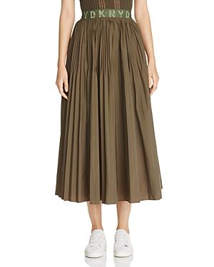Dkny Pure Pleated Skirt
