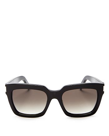 a80e18ed25 Saint Laurent - Women s Bold 1 Oversized Square Sunglasses