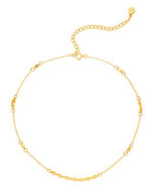 Gorjana Chloe Delicate Choker Necklace, 12