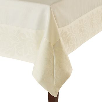 "Mode Living - Geneva Tablecloth, 70"" x 162"""