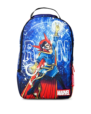Sprayground Boys Dr Strange Superpowers Glow in the Dark Backpack