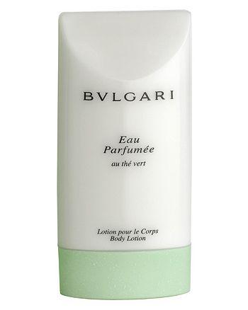 BVLGARI - FREE  Eau Perfumee Body Lotion Sample with any $58 BVLGARI Purchase!