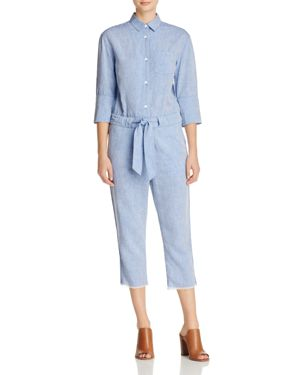 DL1961 Watermill Chambray Jumpsuit