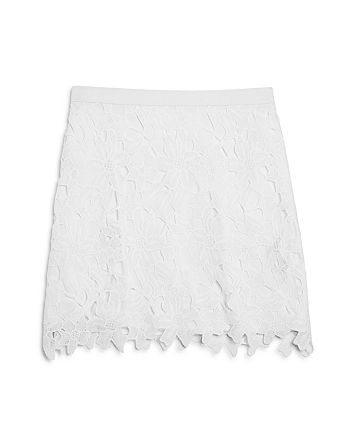 AQUA - Girls' Lace Skirt, Big Kid - 100% Exclusive