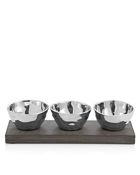 Michael Aram - Ripple Effect Triple Bowl Set