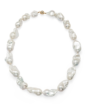 Baroque Cultured Freshwater Pearl Necklace, 22 - 100% Exclusive