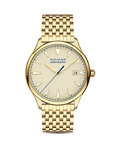 Movado Heritage Series Calendoplan Watch, 40mm - Bloomingdale's_0