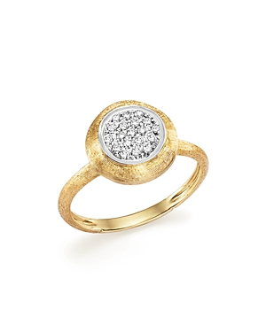 Marco Bicego 18K White and Yellow Gold Jaipur Ring with Diamonds - 100% Exclusive