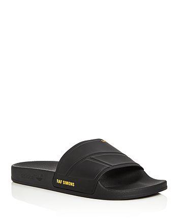 fab0b026b4ea Raf Simons for Adidas Unisex Adilette Bunny Pool Slide Sandals ...