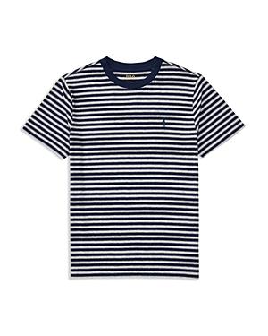 Ralph Lauren Childrenswear Boys Striped Tee  Sizes Sxl