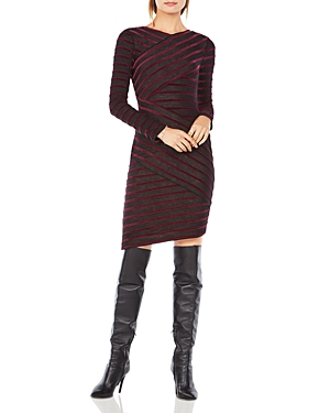 Bcbgmaxazria Jerri Striped Dress