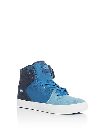 7ec760e710 Supra - Boys' Vaider Color Block High Top Sneakers - Toddler, Little Kid,