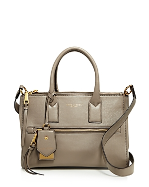 marc jacobs female marc jacobs recruit eastwest leather tote