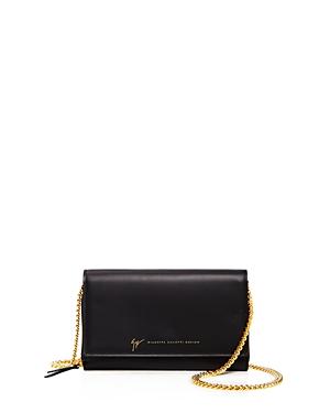 Giuseppe Zanotti Leather Chain Wallet