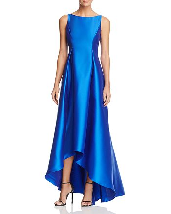 Adrianna Papell - Sleeveless High/Low Ball Gown