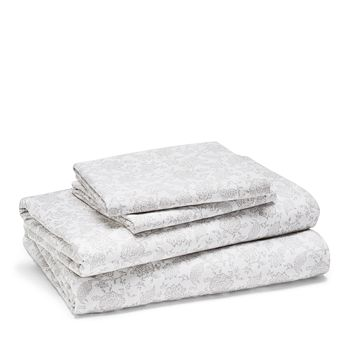 Bloomingdale's Essentials - Larkspur Sheet Set, Queen - 100% Exclusive