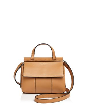 Tory Burch Block-t Mini Leather Satchel 2836525