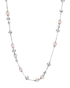 """John Hardy Sterling Silver Bamboo Sautoir Necklace with White Moonstone, 36"""" - Bloomingdale's_0"""