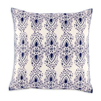 """JR by John Robshaw - Tarani Decorative Pillow, 20"""" x 20"""""""