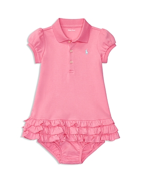 Ralph Lauren Childrenswear Girls' Cupcake Dress & Bloomer Set - Baby