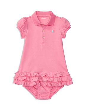 Ralph Lauren Childrenswear Infant Girls' Cupcake Dress & Bloomer Set - Sizes 3-24 Months