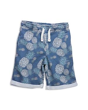 Sovereign Code Boys' Pineapple Print Shorts - Big Kid