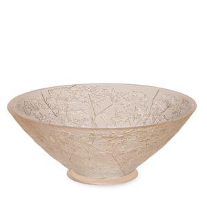 Lalique Ombelles Gold Luster Bowl