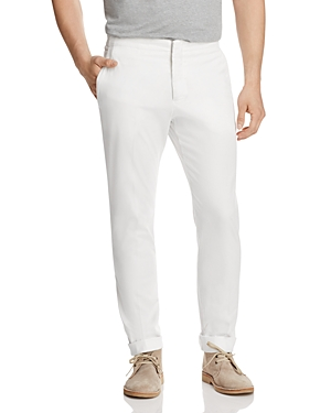 Canali Stretch Regular Fit Chinos