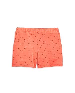 Bloomie's Girls' Eyelet Shorts - Sizes 2-6X - 100% Exclusive