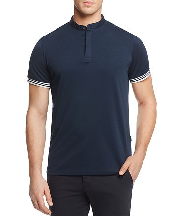 AG Green Label - Haskett Performance Regular Fit Polo Shirt