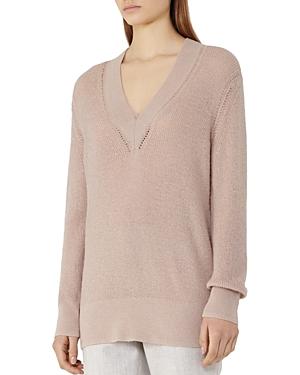 Reiss Kate Tunic Sweater