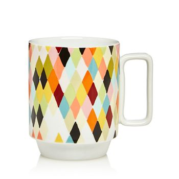 Magpie & Jay - Viva Graded Diamond Mug