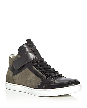 Kenneth Cole Brand-y High Top Sneakers