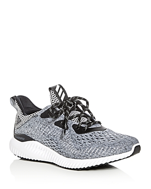 Adidas Women's Alphabounce Engineered Mesh Lace Up Sneakers