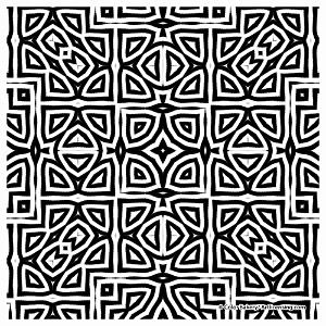 Thirstystone Alahambra Tile Coasters, Set of 4