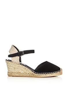 Botkier - Elia Ankle Strap Espadrille Wedge Sandals